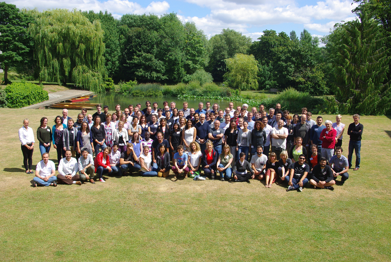 TIDES Oxford Group Photo