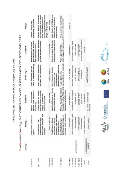 Program and Participants